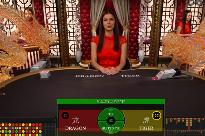 Tutorial Main Dragon Tiger Di Situs Casino